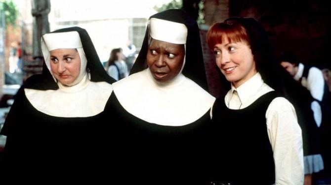 Вупи Голдберг анонсировала съемки третьей части фильма «Действуй, сестра»