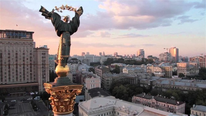После сильных ливней Киев попал в тройку городов с самым высоким качеством воздуха в мире