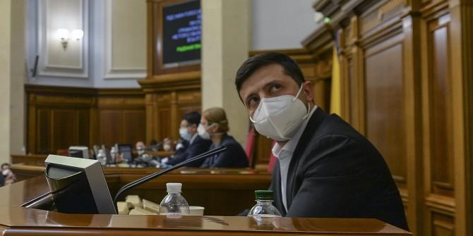 Зеленский анонсировал изменение формата послания к Раде