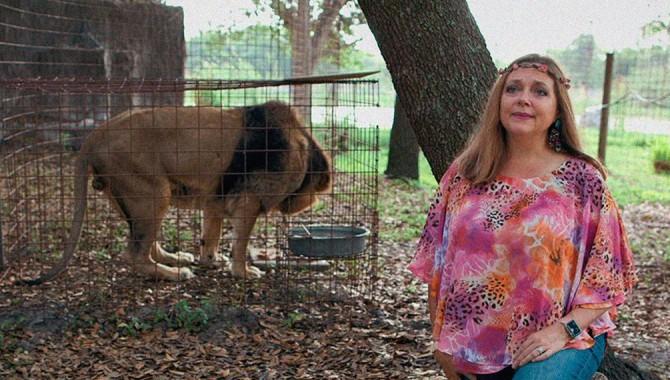 Звезда «Короля тигров» Кэрол Баскин сделала каминг-аут