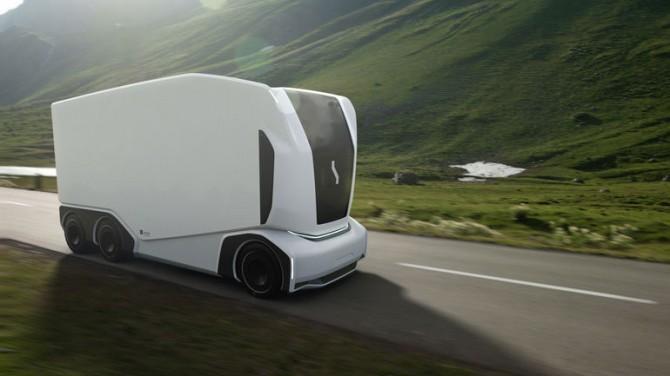 В Top Gear протестировали первый беспилотный грузовик (ВИДЕО)