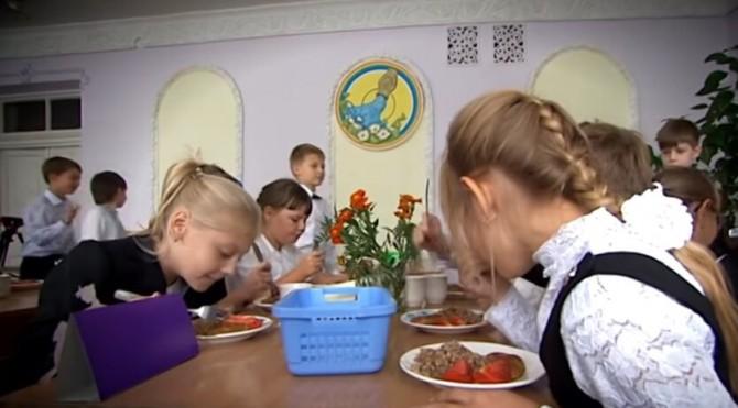 Школьникам утвердили новый рацион питания