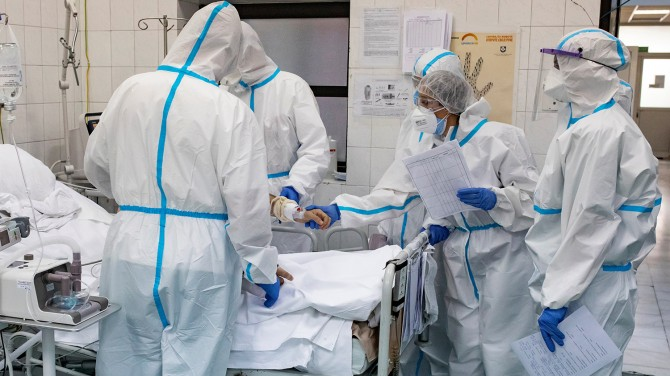 В Киеве пациентов с коронавирусом будут выписывать до полного выздоровления