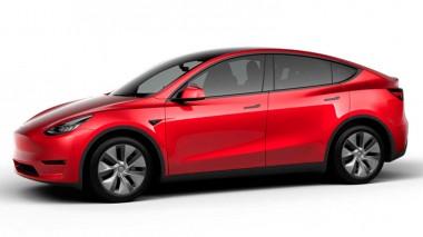 Семиместный кроссовер Tesla Model Y появится в декабре