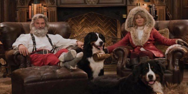 Курт Рассел хочет покинуть Голливуд, исполнив роль Санта-Клауса