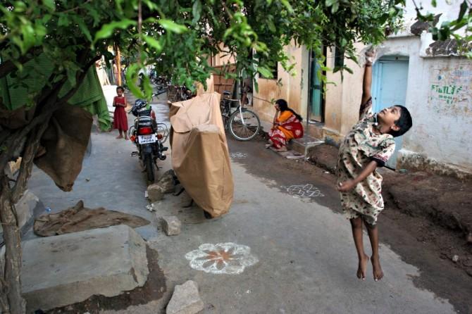 Бедность вокруг влияет на ум детей