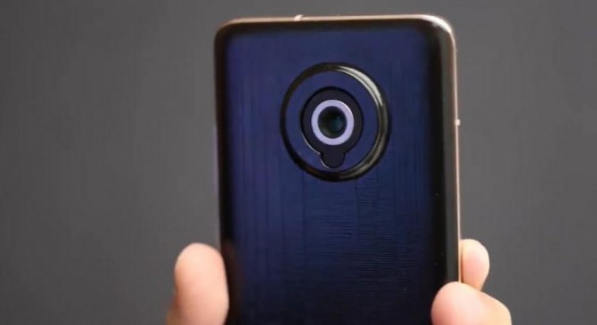 Xiaomi разработала уникальную камеру для смартфона