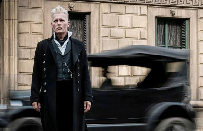 Джонни Деппа лишили роли Геллерта Гриндевальда в «Фантастических тварях»