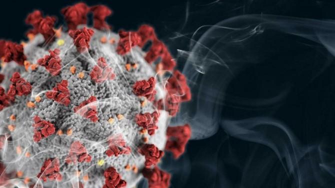 Ученые установили причину тяжелого течения COVID-19 у курильщиков
