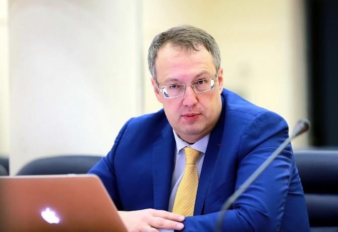 Антон Геращенко выступил за полный локдаун в Украине