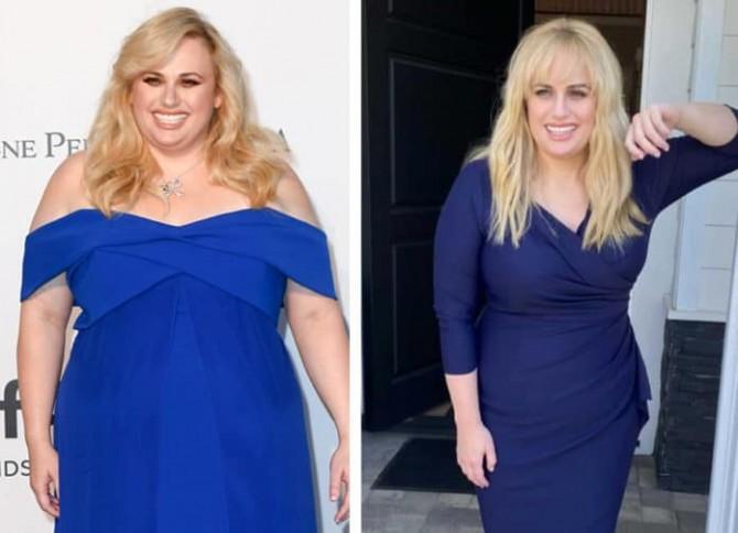 Похудевшая на 18 кг Ребел Уилсон рассказала о своем питании