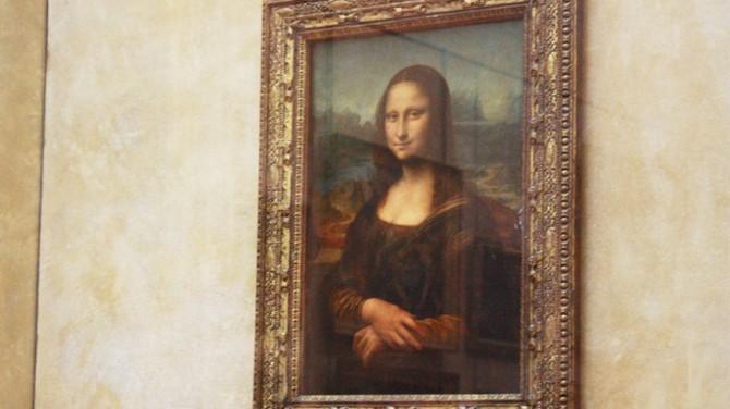Бактерии на рисунках Леонардо да Винчи помогли установить место его работы