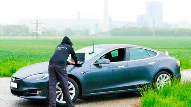 Хакер смог взломать Tesla Model X с помощью Bluetooth за 90 секунд