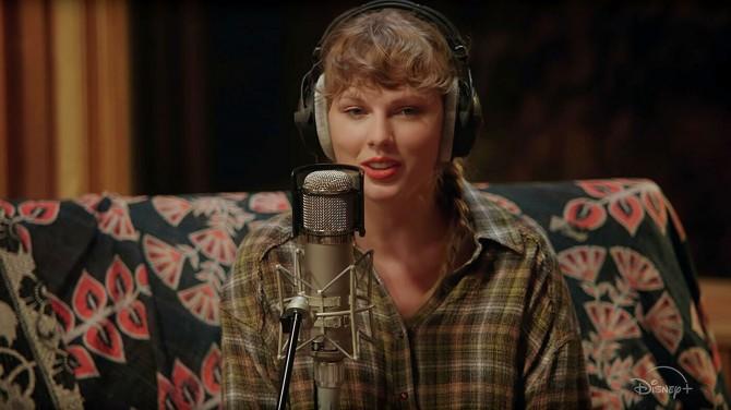 Тейлор Свифт раскрыла псевдоним соавтора своих песен