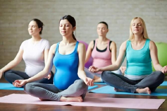 Йога и медитации могут помочь при сотрясении мозга
