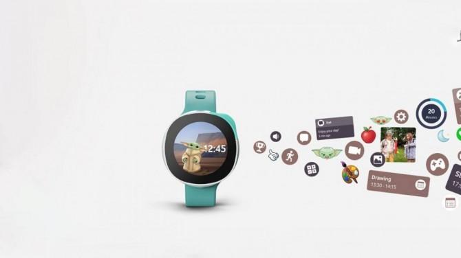 """Disney выпустили детские умные часы с """"малышом Йодой"""""""