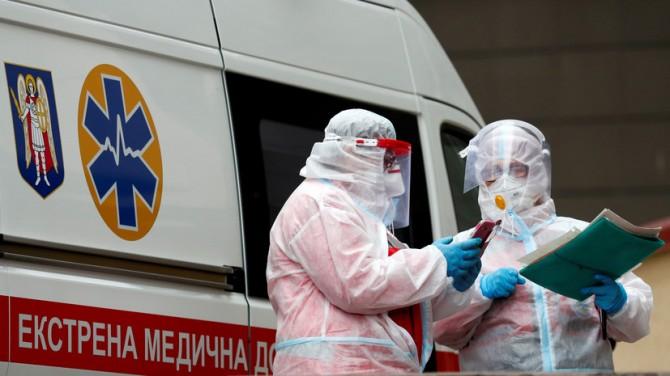 В Украине за сутки почти 14 тысяч заболевших коронавирусом