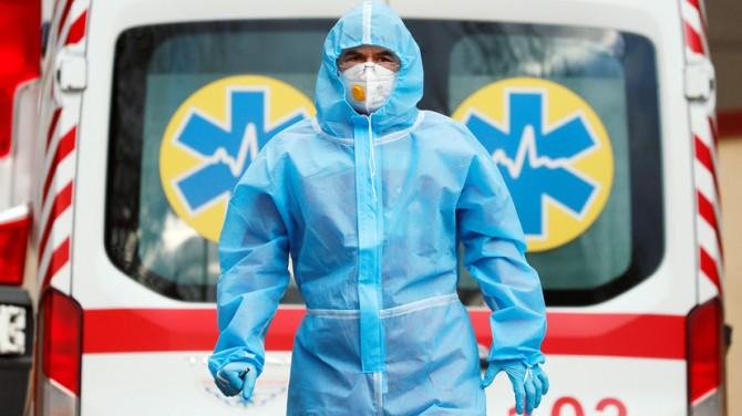 В Украине за сутки выявили коронавирус почти у 12 тысяч человек