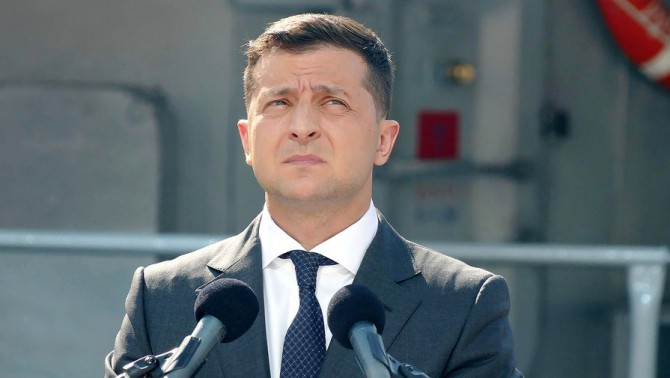Президент Украины хочет добиться безвизового режима с США