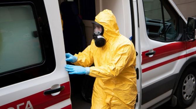В Украине за сутки обнаружено более шести тысяч новых случаев коронавируса