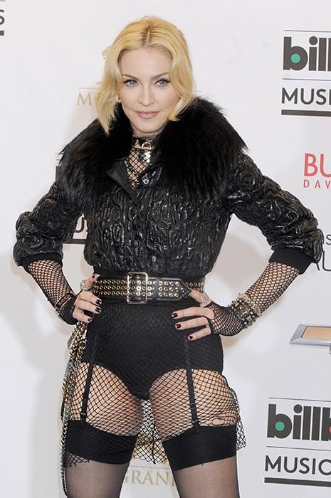 Мадонна на отдыхе выглядит ровесницей своего 26-летнего бойфренда