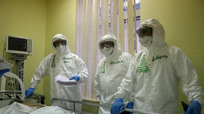 За прошедшие сутки в Украине зафиксировано 8997 новых случаев COVID-19