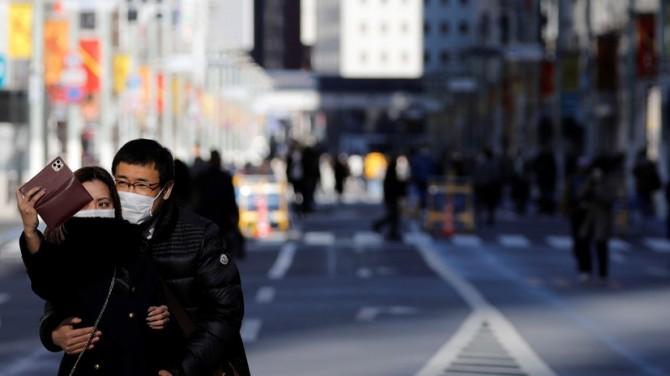 В Японии выявили новую разновидность коронавируса
