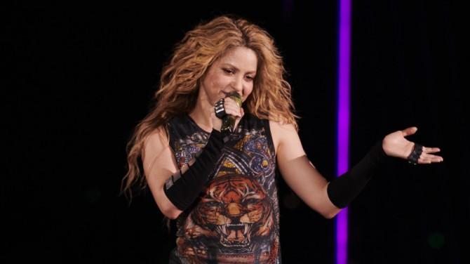 Шакира продала права на все свои композиции