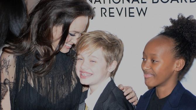 Дочь Анджелины Джоли передумала быть мальчиком