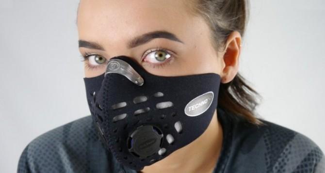 Во Франции разработали противовирусную маску для спортсменов