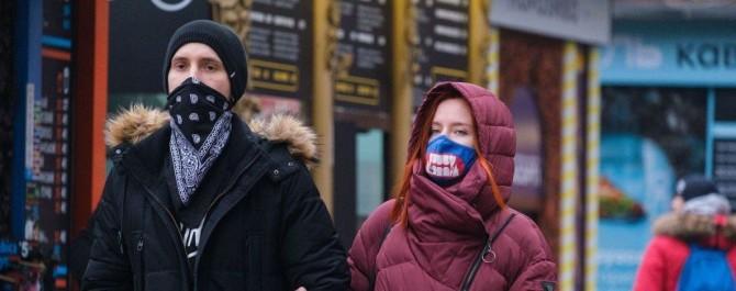 В Украине выявлено 2779 новых случаев COVID-19, выздоровело 12 538