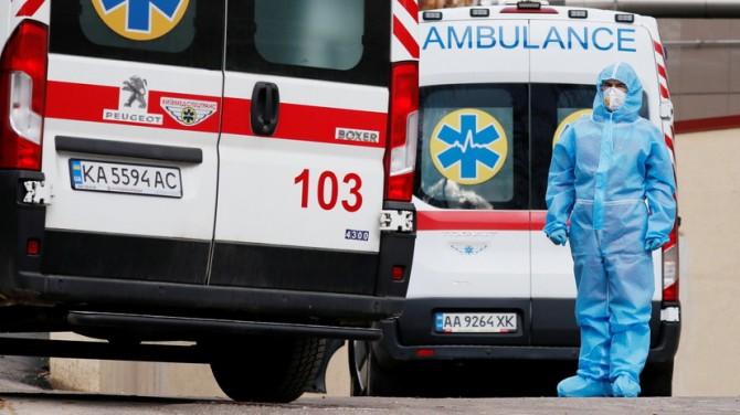 В Украине за сутки почти 4 тысячи новых случаев COVID-19