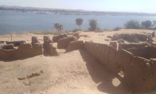 В Египте обнаружили руины древнего форта и коптской церкви