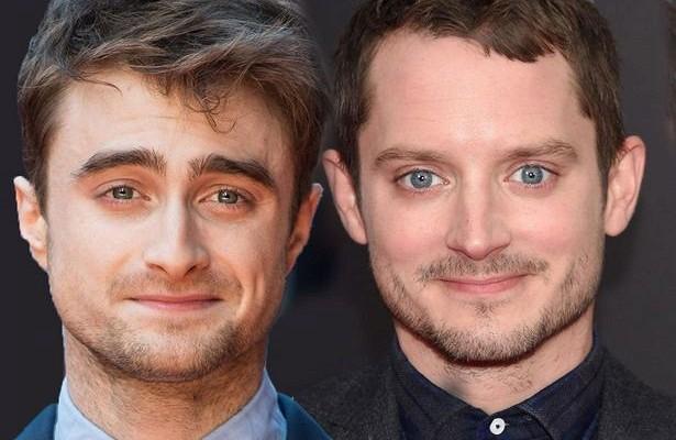 Вуд и Рэдклифф снялись на одной обложке в честь 20-летия «Властелина колец» и «Гарри Поттера»