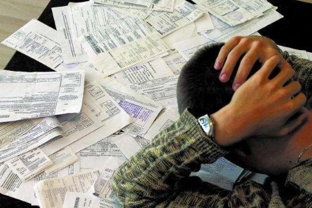 Украинцам объяснили, как оформить рассрочку долгов за коммуналку