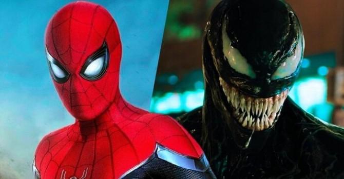 Человек-паук и Веном встретятся в трейлере «Венома 2»