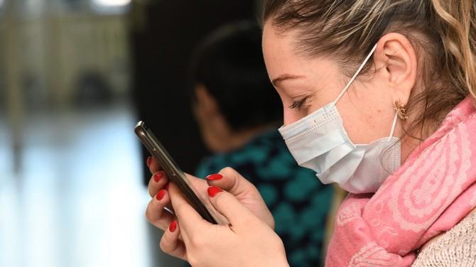 Во Франции разработали тест на COVID-19, который проводится с помощью смартфона