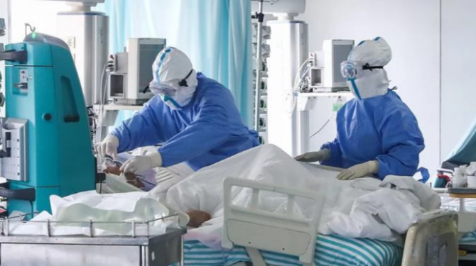 В Украине свыше 3 тыс. новых случаев коронавируса за сутки