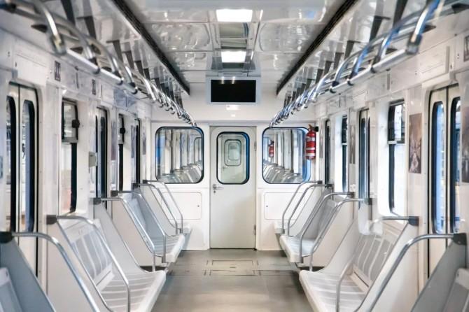 В киевском метро запустят новый поезд с интересной функцией