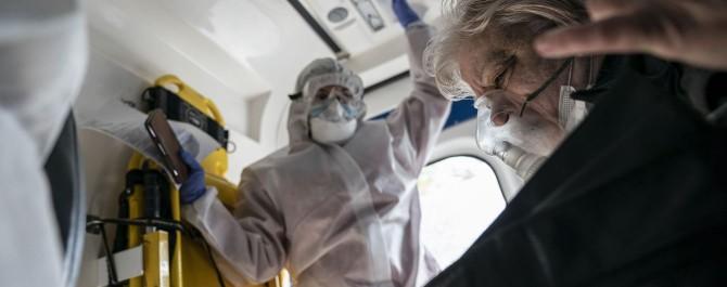 В Украине резко выросло количество заболевших на коронавирус