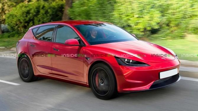 Доступный электромобиль Tesla может стоить всего 19 000 долларов