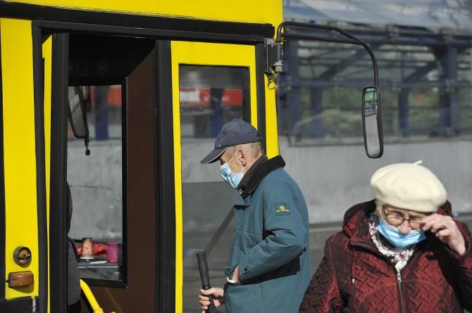В Украине хотят отменить бесплатный проезд для льготников