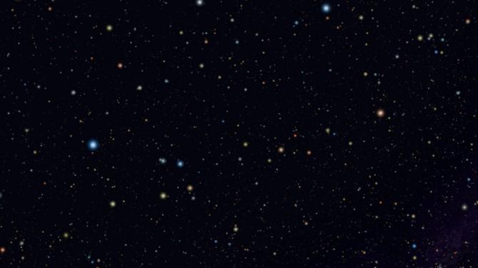 В созвездии Гидры нашли древнюю галактику с газовыми «артериями»