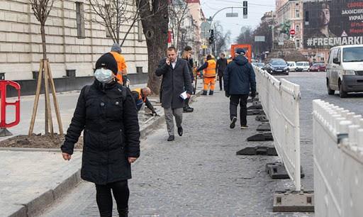 В Украине за сутки заболело более 5000 человек на коронавирус