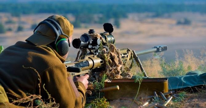 ВСУ приняла на вооружение крупнокалиберную снайперскую винтовку отечественного производства (ВИДЕО)
