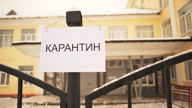 В Украине после выходных школы с детсадами уходят на каникулы и дистанционку