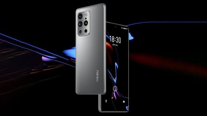 Meizu представила два новых флагманских смартфона