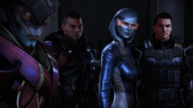 Студия Archetype Entertainment объявила о сотрудничестве с Blur Studios