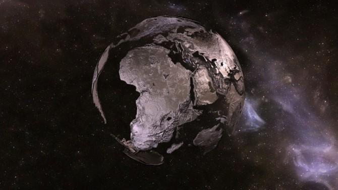 Мантия Земли может иметь фрагменты планеты–прародителя Луны