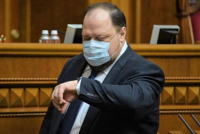 Вице-спикер Верховной Рады призвал штрафовать депутатов без масок наравне с простыми людьми